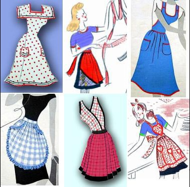 Flickr: The vintage apron patterns Pool - Welcome to Flickr